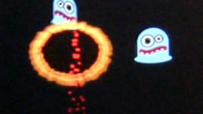 A screen shot from the therapeutic video game RAGE Control (Regulate and Gain Emotional Control)
