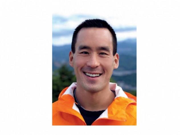 Photograph of Patrick Chung